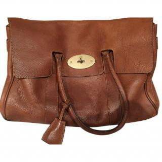 Mulberry Classic Bayswater bag in tan