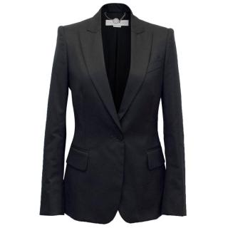 Stella McCartney Black Wool Blazer