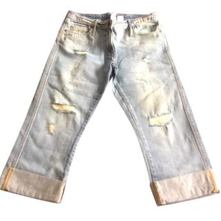 Sass and Bide summer cropped jeans