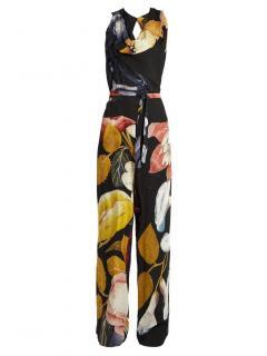 Vivienne Westwood Capri Floral Jumpsuit 38/8