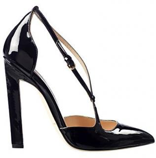 Brian Atwood Patent Leather Heels