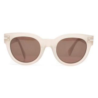 Celine Baby New Butterfly Taupe Sunglasses