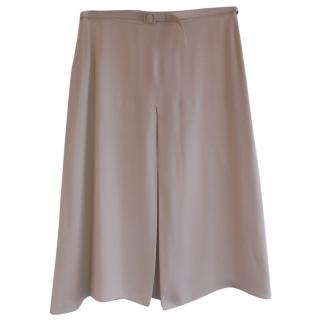 Gucci Nude A-Line skirt