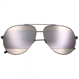 Christian Dior Mirrored Aviator Sunglasses