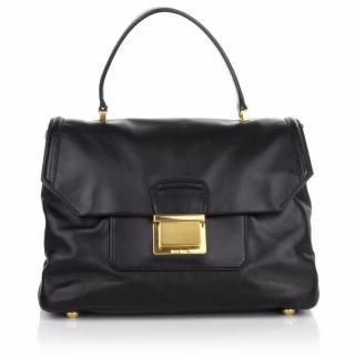 Miu Miu Black satchel Bag, Soft Leather