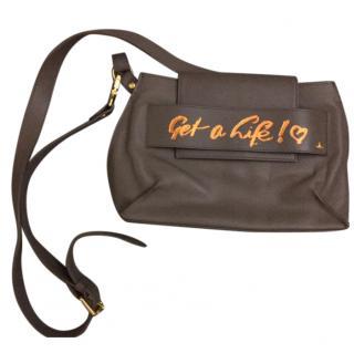 Vivienne Westwood Get A Life Mini Tote Bag