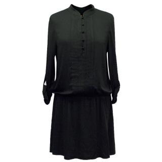 Alice+Olivia Black Mini Dress