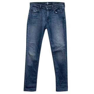 7 For All Mankind High Waisted Roxanne Jeans