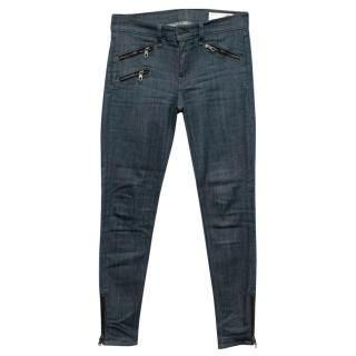 Rag&Bone Slim Fit Middle Waist Jeans