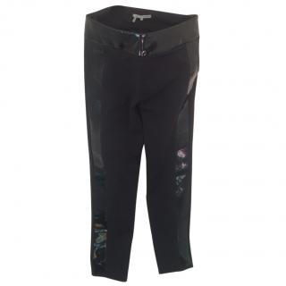 Les Chiffoniers black trousers