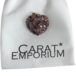Carat Jewelled Pendant