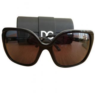 Dolce & Gabbanna Black ladies sunglasses