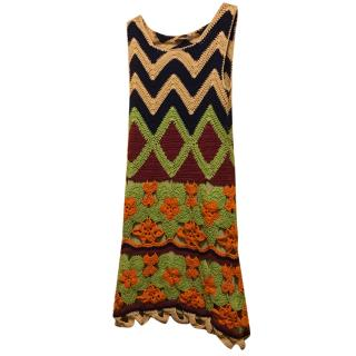 Moschino Cheap and Chic Multicoloured Dress