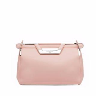 Balenciaga Pink Over sized clutch