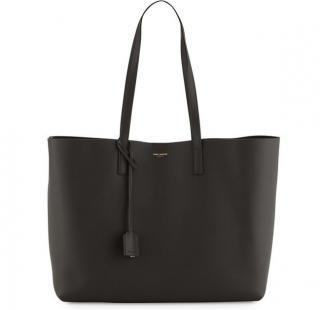 Saint Laurent Dark Grey large shopper bag