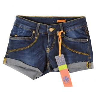 Tory Burch Denim shorts