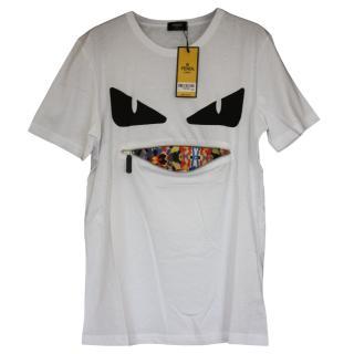 Fendi Bugs T-shirt S