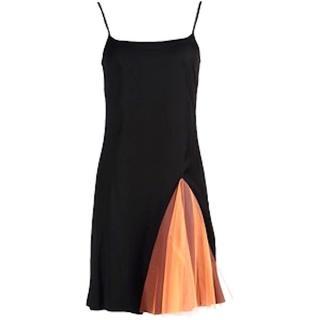 CHRISTOPHER KANE BLACK COCKTAIL DRESS