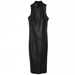 BNWOT Jitrois Leather Dress FR 34