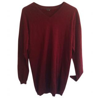 Theory Sweater Dress