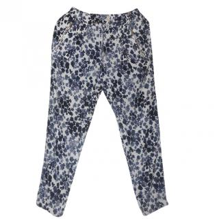 Michael by Michael Kors Patterned trousers