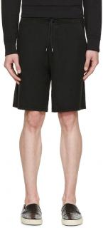 Dsquared2 Black Cotton Shorts