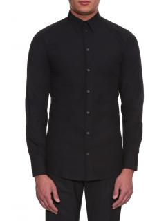 Dolce & Gabbana Poplin Gold Fit Shirt