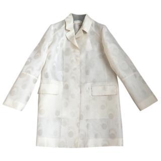 Marni silk coat M
