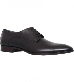 Hugo Boss Carmons leather Derby shoes