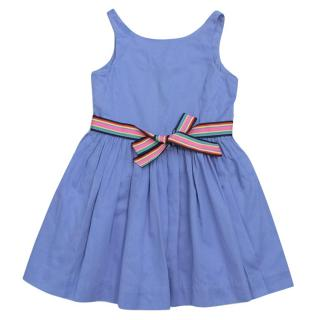 Polo Ralph Lauren Girls Lavender Dress