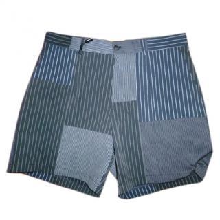 Dolce & Gabbana Striped Shorts