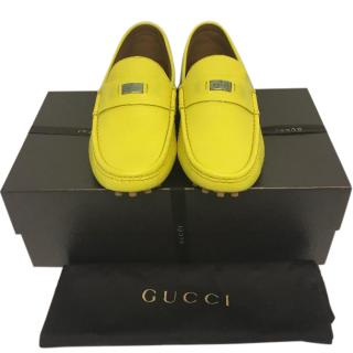 Gucci driver shoes