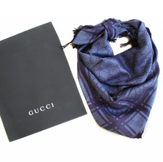 Gucci Spring Reversible Scarf
