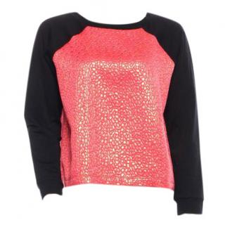 Cut25 Jaquard Sweatshirt