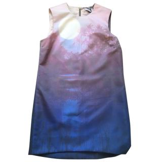 Victoria Beckham Multicoloured Printed dress UK12