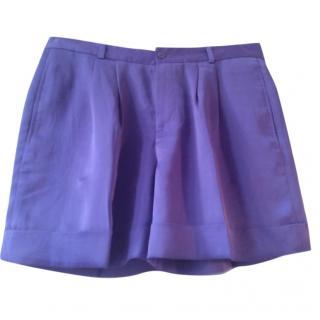 Ralph Lauren silk shorts