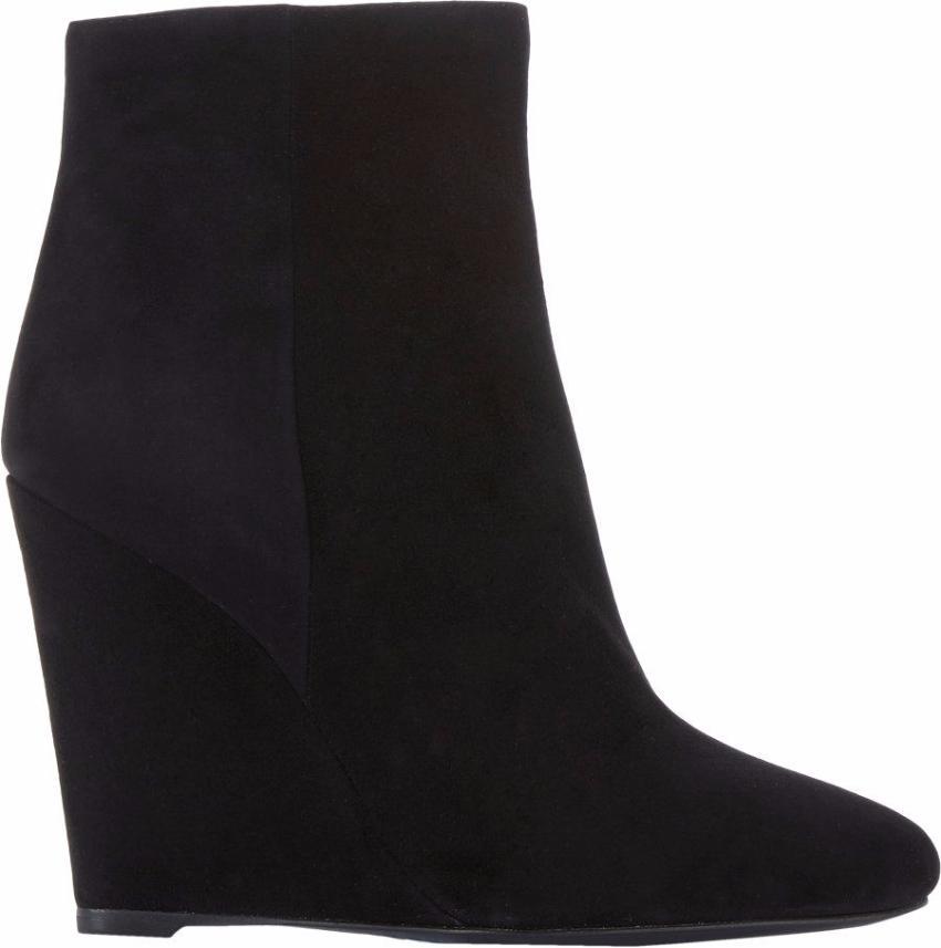 d4de74a863a Prada Suede wedge ankle boots, UK size 3