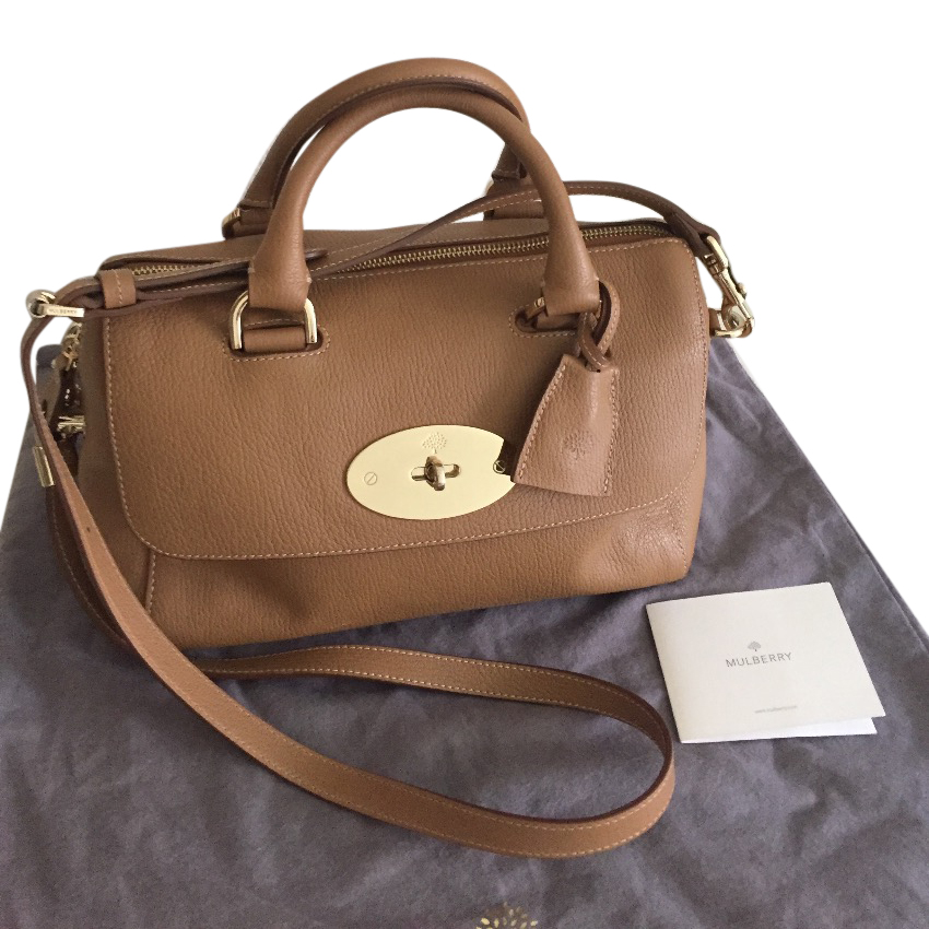 5a10ee2ebed7 Mulberry Small Del Rey Bag 1