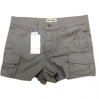 Zadig and Voltaire Grey Shorts