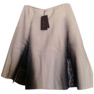 Bottega Veneta A-Line Skirt