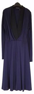 Sonia Rykiel Blue Knee Length dress