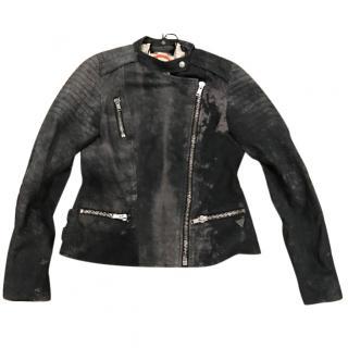 Maison Scotch Biker Jacket