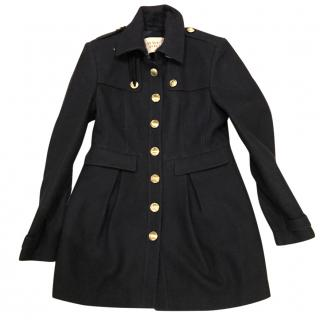Burberry Brit wool coat