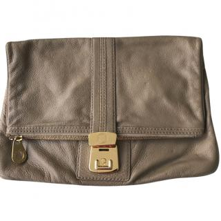 Marc by Marc Jacobs Light Brown Clutch