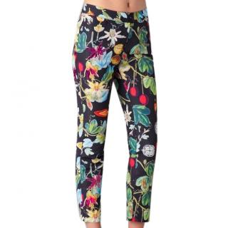 Camilla and Marc Surrender Botanical Print Trousers