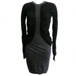 Isabel Marant Knit Ruffle Dress