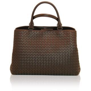 Bottega Veneta Milano Tote Bag