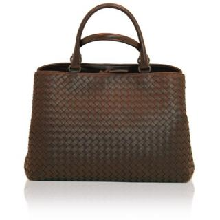 Bottega Veneta Milano Tote Bag