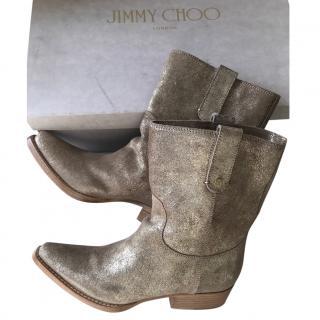 Jimmy Choo Cowboy Boots