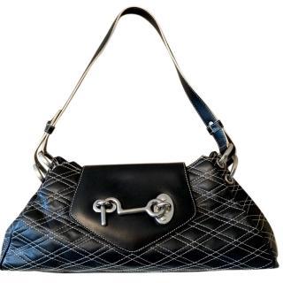 Tanner Krolle Flap Shoulder Bag in Leather